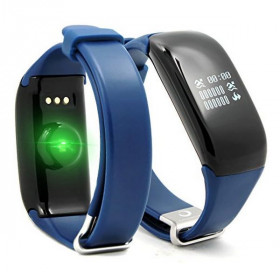 "Activity Bangle BRIGMTON BSPORT-14-A OLED 0.66"" Bluetooth 4.0"