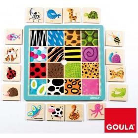Puzzle Textures Goula