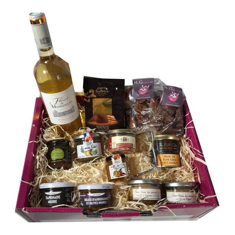 Coffret Gourmand Gastronomie Made in France