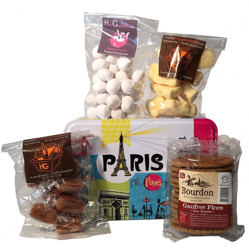 Coffret Cadeau Le P'tit Panier des Gourmands