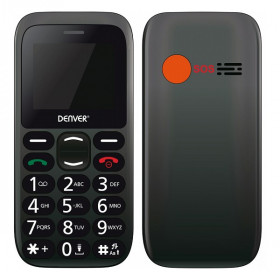 """Mobile telephone for older adults Denver Electronics 1,77"""""""