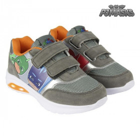 Sportschoenen met LED PJ Masks Donker grijs