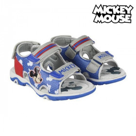 Children's sandals Mickey Mouse Grey