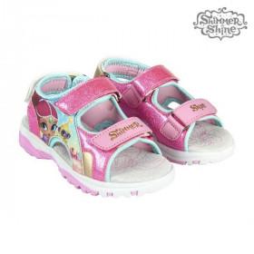 Children's sandals Shimmer and Shine Fuchsia