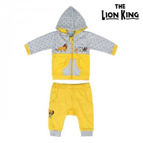 Children's Tracksuit The Lion King Ocre