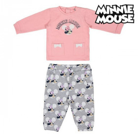 Children's Tracksuit Minnie Mouse Pink