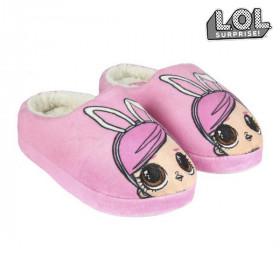 Slippers Voor in Huis LOL Surprise! Roze