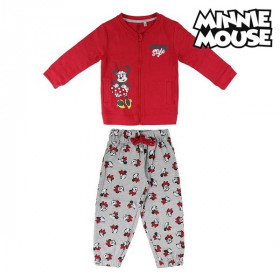 Children's Tracksuit Minnie Mouse Red