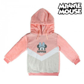 Children's Hoodie Minnie Mouse Pink