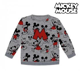 Children's Sweatshirt Mickey Mouse Grey