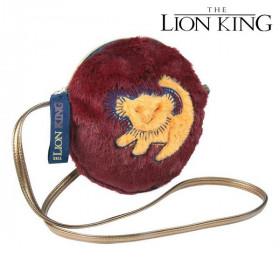 Shoulder Bag The Lion King Burgundy