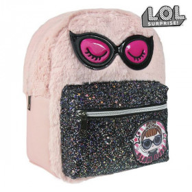 Casual Backpack LOL Surprise! 72768 Pink Black