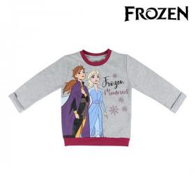 Children's Tracksuit Frozen Grey