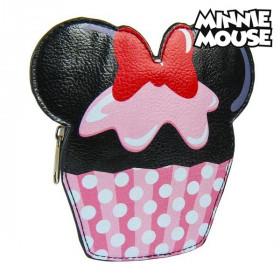 Purse Minnie Mouse Pink Black