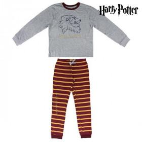 Children's Pyjama Harry Potter Grey Red