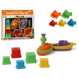 Set of Bath Toys +18M