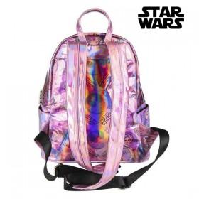 Casual Backpack Star Wars Lilac Metallic