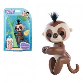 Figuur Baby Sloth Fingerlings Bruin