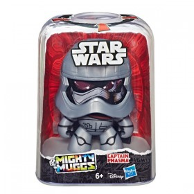 Mighty Muggs Star Wars - Phasma Hasbro