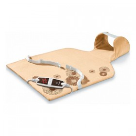 Electric Pad for Neck & Back Beurer 100W Beige (42 X 62 cm)