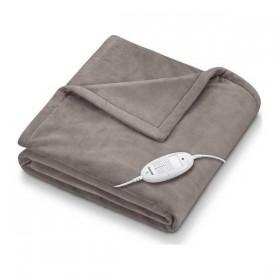 Electric Blanket Beurer 100W (180 x 130 cm) Brown