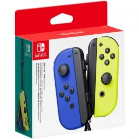 Draadloze gamepad Nintendo Joy-Con Blauw Geel